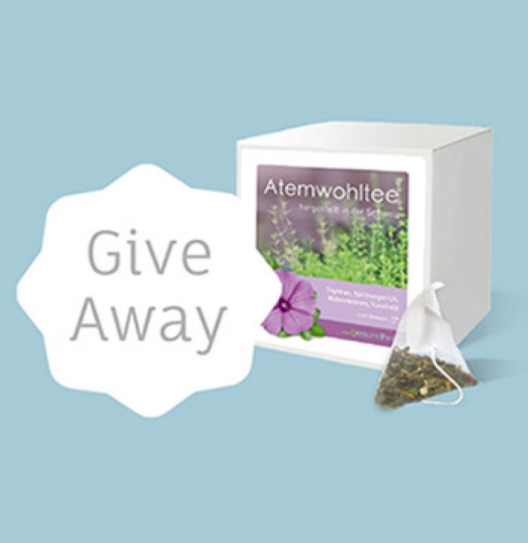 Give Away Atemwohltee