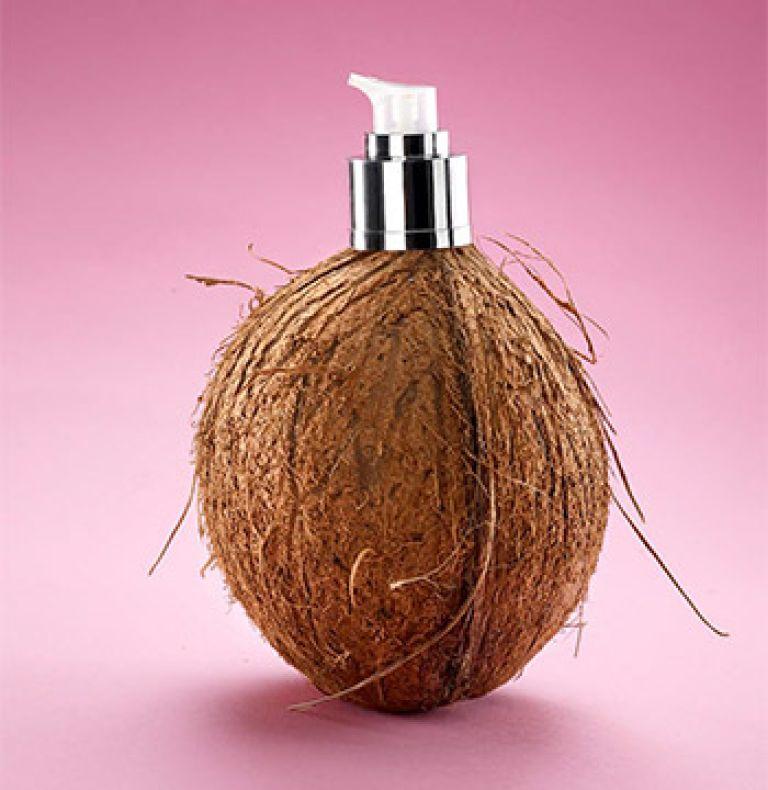 Naturkosmetik Kokosnuss