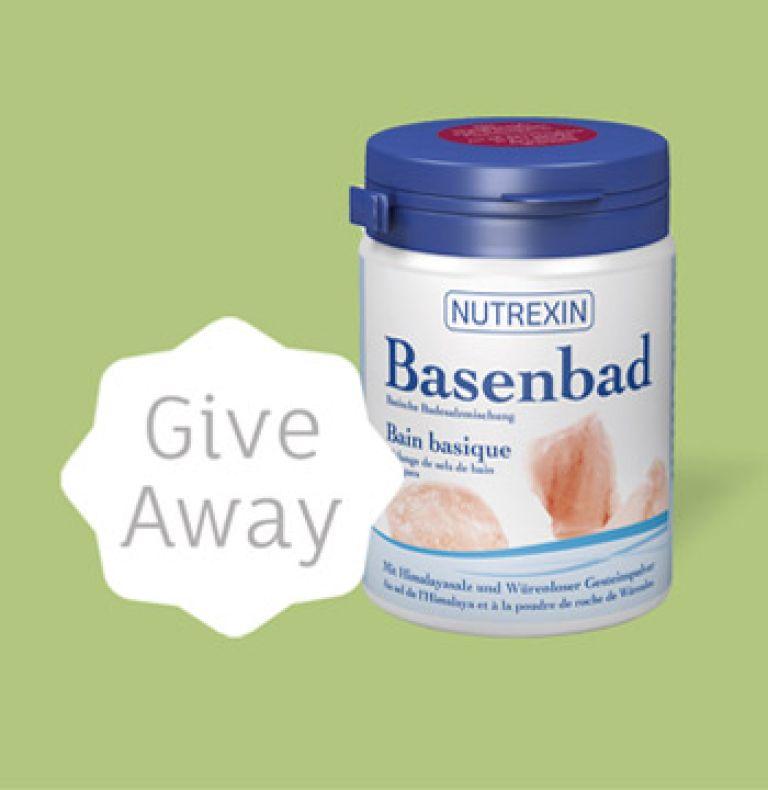 Give Away Nutrexin Basenbad