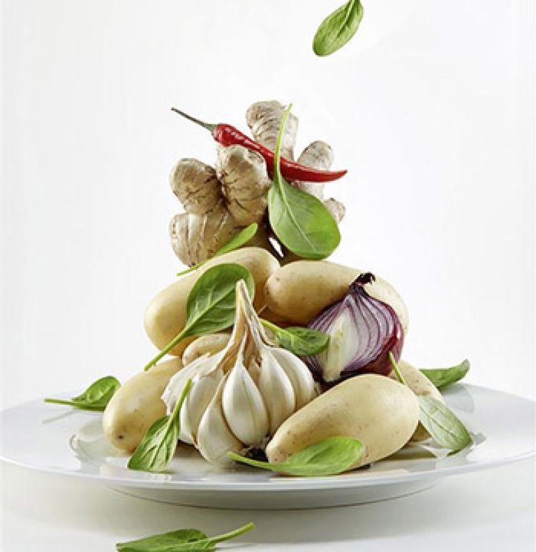 Rezept Spinat nach indischer Art
