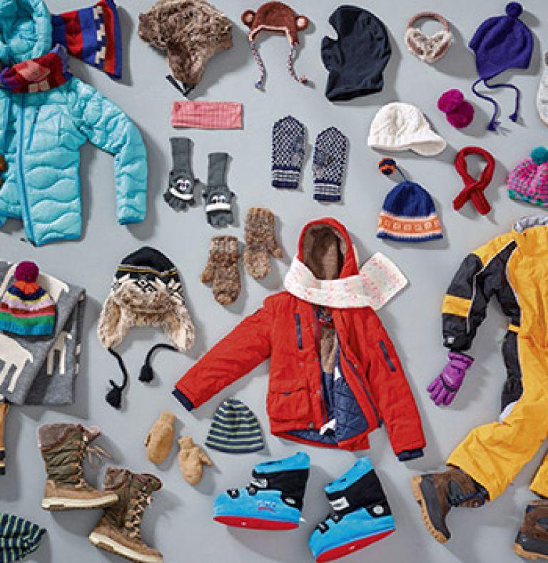 Winterkleider Schutz Immunsystem