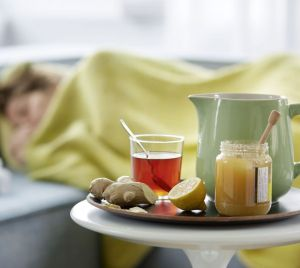 Immunsystem stärken - Erkältung richtig behandeln