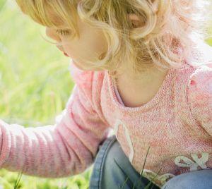 Kinder und Heuschnupfen