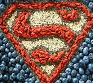 Superfood, der gesunde Energielieferant