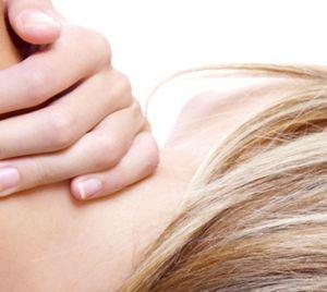 Nacken- und Muskelverspannungen