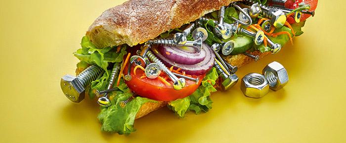 Eisen Sandwich